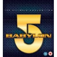 Babylon 5: The Complete Collection + The Lost Tales [DVD]